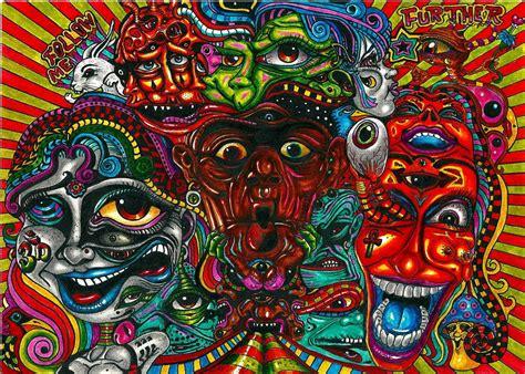 Lsd (acid Drug) Pictures. Part 1.