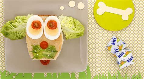 fiche recette de cuisine recette sandwich poulet salade et fromage kiri le chien