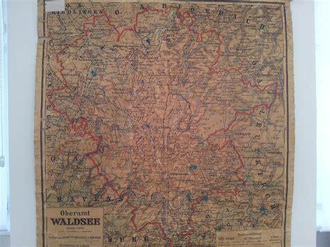Karte Bad Waldsee