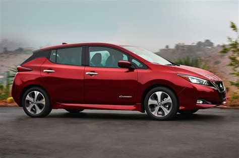 2018 Leaf Review by 2018 Nissan Leaf Drive Review Motor Trend