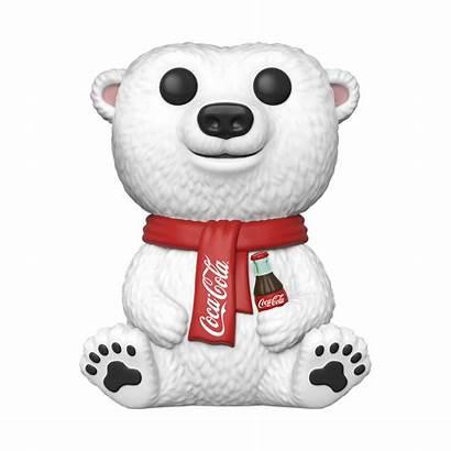 Pop Ad Icons Cola Coca Bear Polar