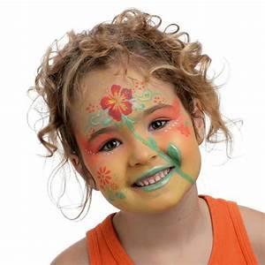 Maquillage Enfant Facile : maquillage enfant fleur pour carnaval id es conseils et ~ Melissatoandfro.com Idées de Décoration