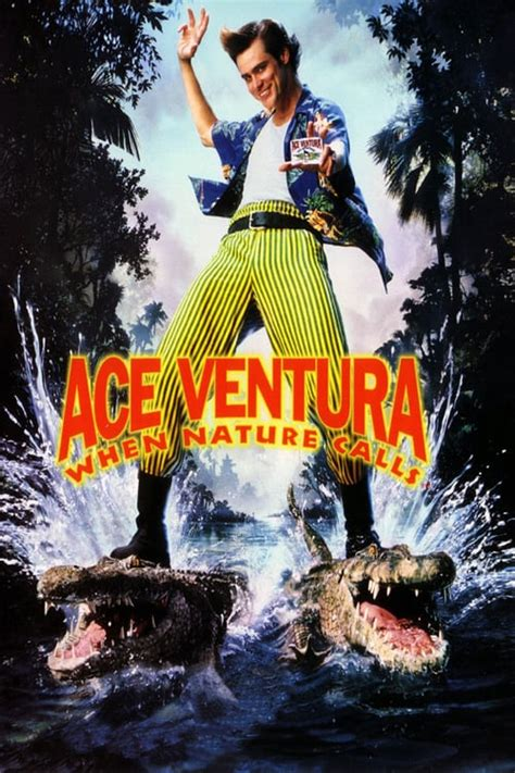 Ace Ventura  When Nature Calls Movie Review And Ratings
