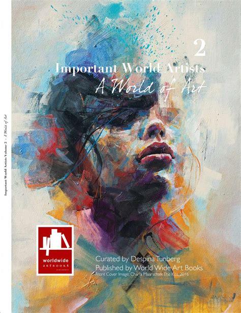 important world artists vol   world wide art books