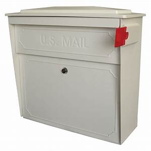 Mail Boss Mailboxes | Ultimate High Security Locking ...