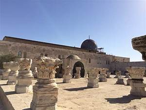 Gambar Masjid Al Aqsa dan Dome of the rock