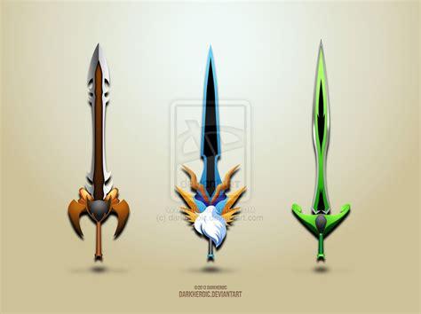 sacred sword  darkheroic  deviantart pokemon alt