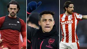 Premier League table and live football scores: Latest goals and results from today's big games ...  onerror=