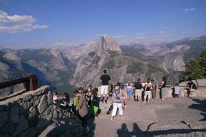 When Yosemite National Park Least Crowded