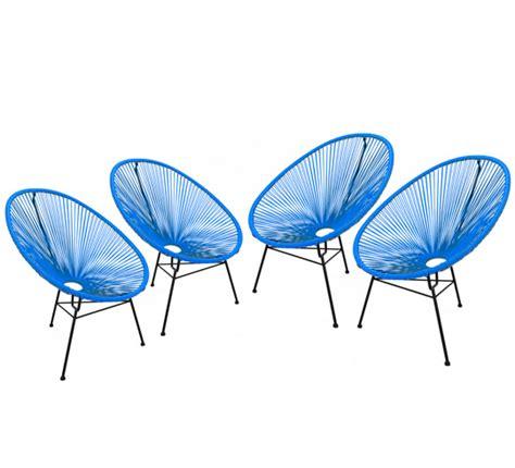 chaise de jardin bleu marine awesome salon de jardin plastique bleu marine contemporary