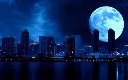 Moon Desktop Wallpapers Night Amazing Sky Background