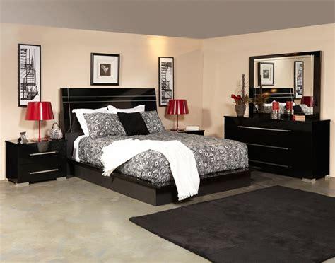 Dimora 5pc Bedroom Group Black  Dimorablk  Bedroom Sets