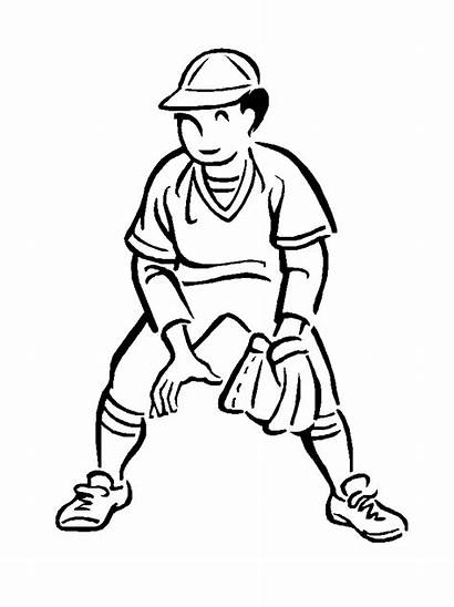 Baseball Coloring Pages Boy