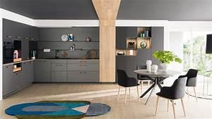 Aménagement Cuisine En U : des exemples d 39 am nagements pour votre cuisine quip e mobalpa ~ Melissatoandfro.com Idées de Décoration