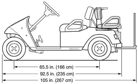 Golf Cart Diagram by Ez Go Rxv Diagram Side View Diagram Of Ezgo Rxv