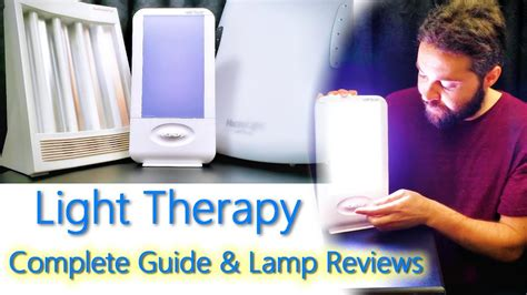 Happy Light Therapy For Depression SAD Guide (Best Happy