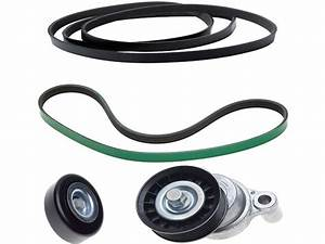 Serpentine Belt Drive Component Kit Fits Silverado 2500 Hd