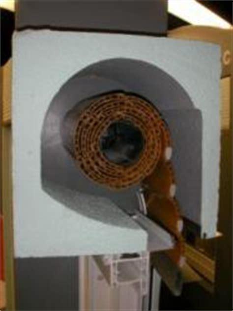 dämmung innen rolladen mit d 195 164 mmung der rolladenkasten bauunternehmen