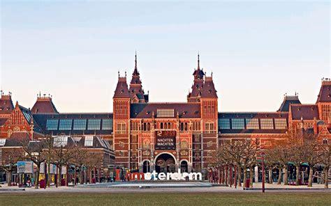 Rijksmuseum In Amsterdam by Rijksmuseum Amsterdam In A New Light Telegraph