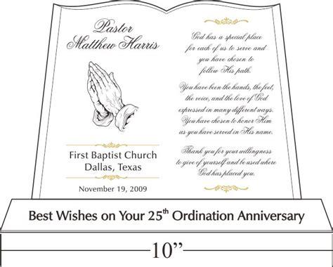 pastor anniversary tributes  sample wordings pastor