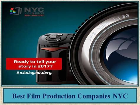 best production companies nyc authorstream