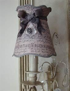 Création Abat Jour : abat jour shabby chic pour lustre et suspension cr ation perle de lumi res lampshade french ~ Melissatoandfro.com Idées de Décoration