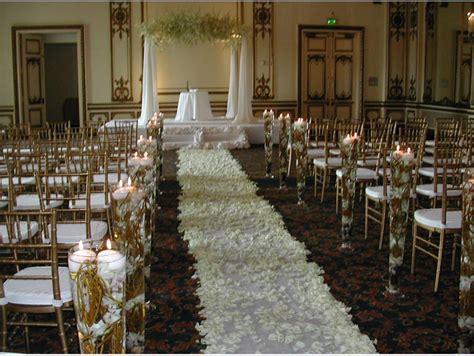 coordination wedrose wedding decor segment 6 the ceremony