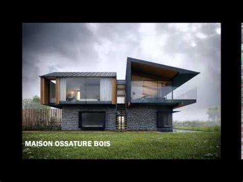 les plus belles maisons en bois maison ossature bois montage les plus belles maisons du monde episode 1 maison et
