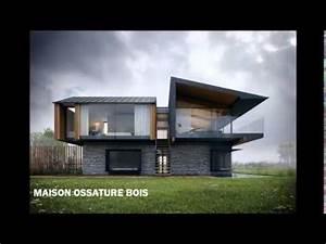Les Plus Belles Maisons : maison ossature bois montage les plus belles maisons ~ Melissatoandfro.com Idées de Décoration