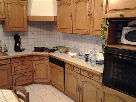 le chene cuisine rénover une cuisine comment repeindre une cuisine en