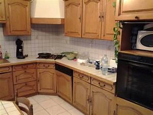 Comment Renover Une Cuisine : les astuces pour r nover une cuisine rustique blog maison ~ Nature-et-papiers.com Idées de Décoration