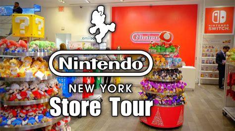 Ultimate Nintendo Ny Store Tour