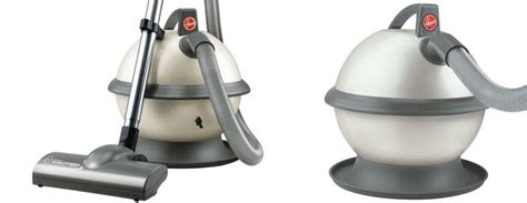 Hoover Constellation Hovering Canister Vacuum The