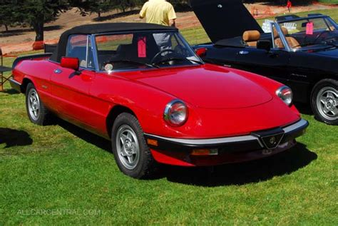 The Graduate Alfa Romeo by Alfa Romeo Photographs Technical All Car Central Magazine