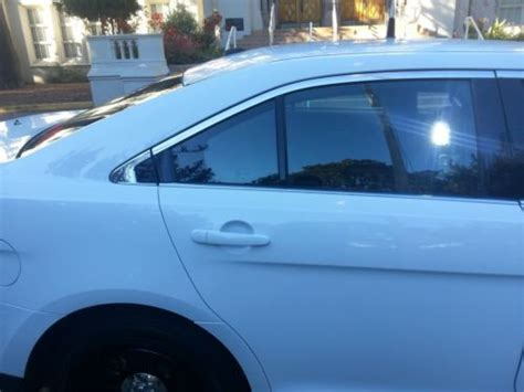 purchase   ford police interceptor sedan
