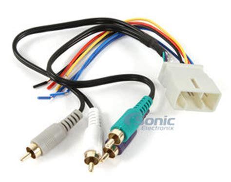 Metra Met Amplifier Integration Harness For
