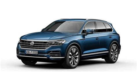 vw touareg usa release date review specs msrp