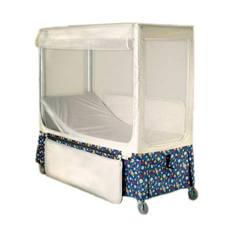 Enclosed Bed by Pedicraft Canopy Enclosed Bed With Elevation