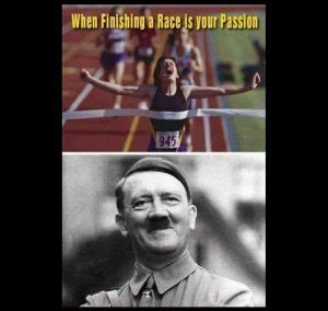 Offensive Memes 2018 - runner and hitler offensive meme1 lovequotesmessages