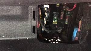 Bmw 5 Series F10 Fuse Box