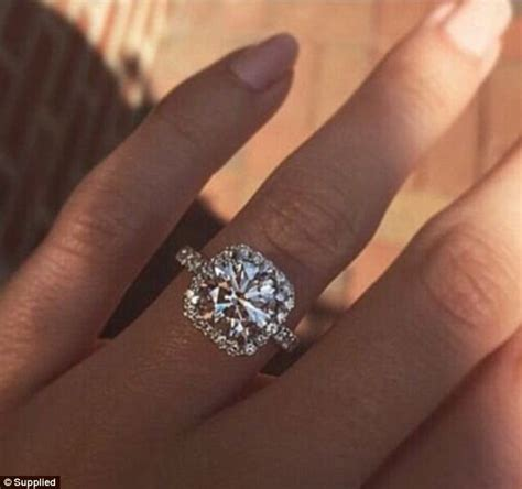 20 000 engagement ring sydney with 39 small engagement ring 39 is not engaged daily mail