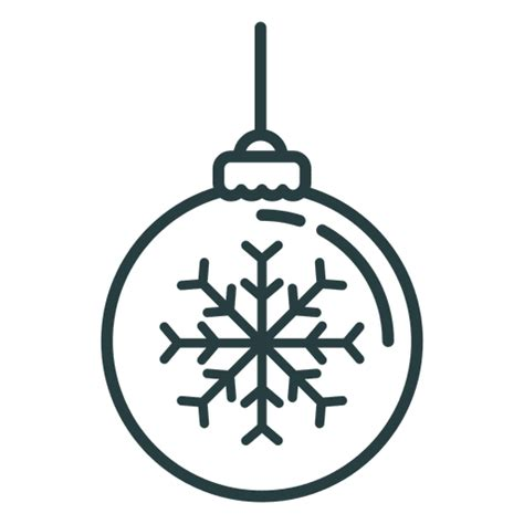 Christmas Ornament Outline Svg  – 537+ Crafter Files