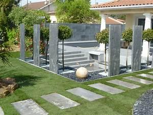 deco jardin japonais exterieur decoration exterieur With decoration exterieur jardin zen pierre 4 fontaine de jardin decoration exterieure histoire deau