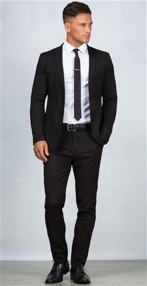 men039s business suit fashion 41 black tie suit cheap cool black t shirts 2017