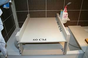 Table à Langer Salle De Bain : table langer pour baignoire okay ducky baby lilly pinterest baignoires table et ~ Teatrodelosmanantiales.com Idées de Décoration