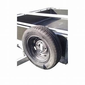 Support Roue De Secours : support roue de secours pour remorque bois dbd trigano ~ Dailycaller-alerts.com Idées de Décoration