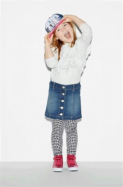 Kmart Winter Dressing Denim Skirt Mini Princess