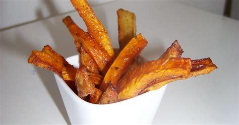 recette verrine de frites de carottes