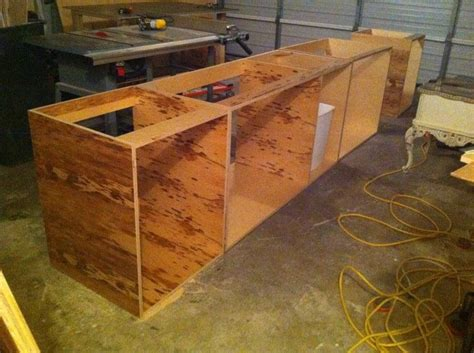 how to make kitchen cabinets how to build your own kitchen cabinets for the home
