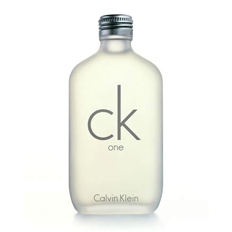 ck one eau de toilette calvin klein ck one eau de toilette 100ml spray